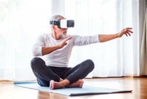 טיפול באמצעות מציאות מדומה