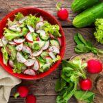 תפריט צמחוני והיתרונות הבריאותיים שלו